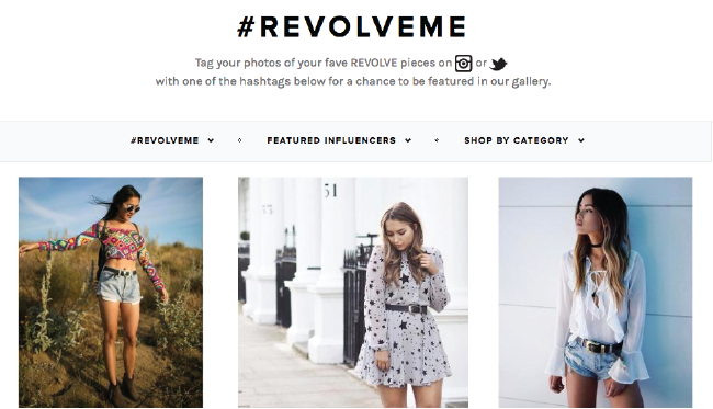 Image result for revolve influencer marketing