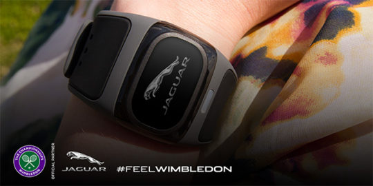 jaguar feel wimbledon 2015